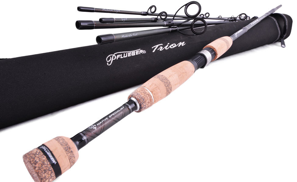 Saltwater Travel Rods